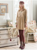 Piper Tunic in Ecru | April Cornell - SOLD OUT