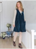 James Tunic in Teal | April Cornell
