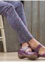 Shiloh Leggings in Indigo by April Cornell