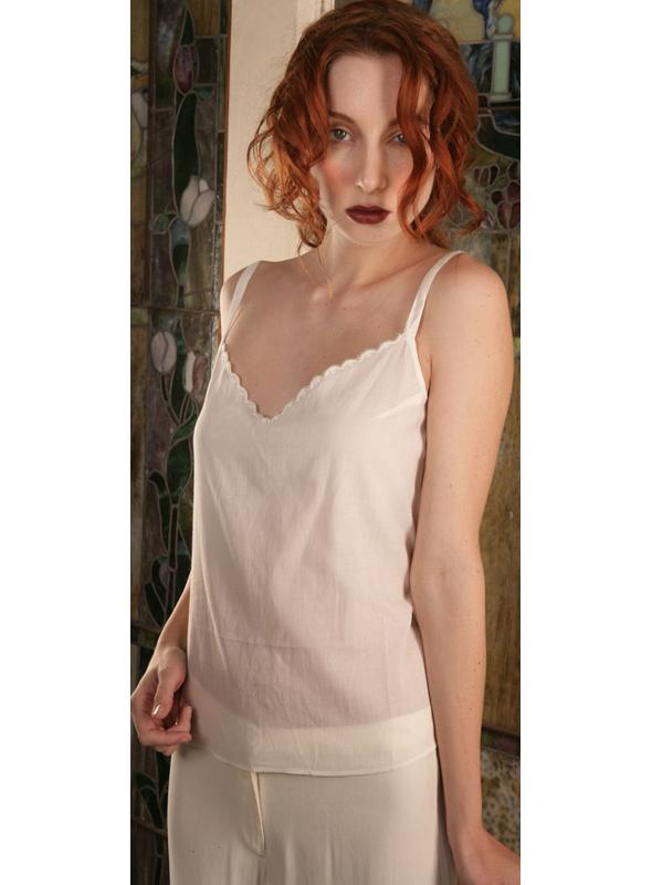 Romantic Vintage Style Cami by Nataya - SOLD OUT