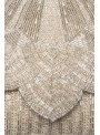 Sophie Handbag in Silver by Tilda Knopf