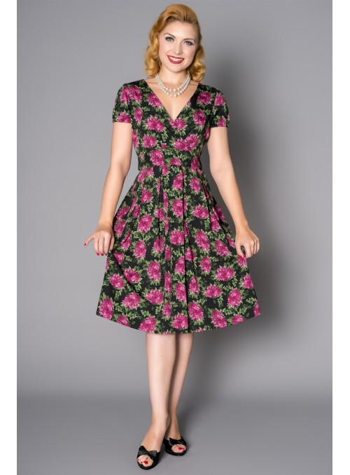 Mansfield Dress in Multi by Sheen Clothing