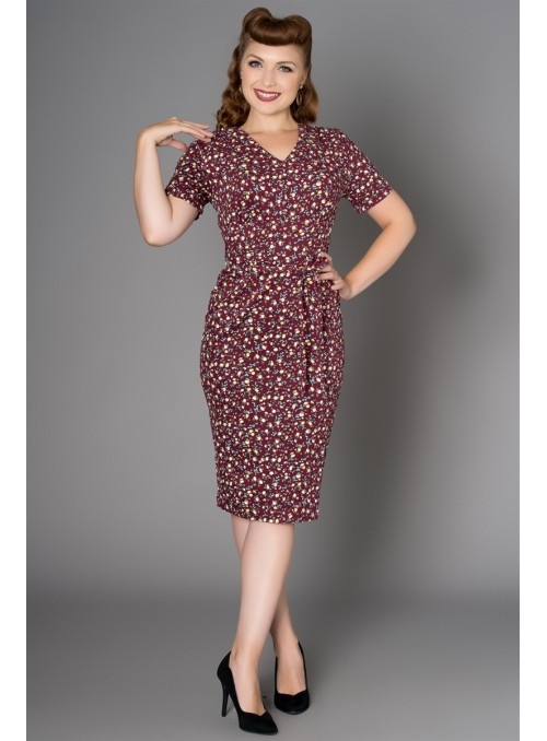 Gail Dress in Multi by Sheen Clothing