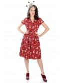 Monroe Dress in Multi