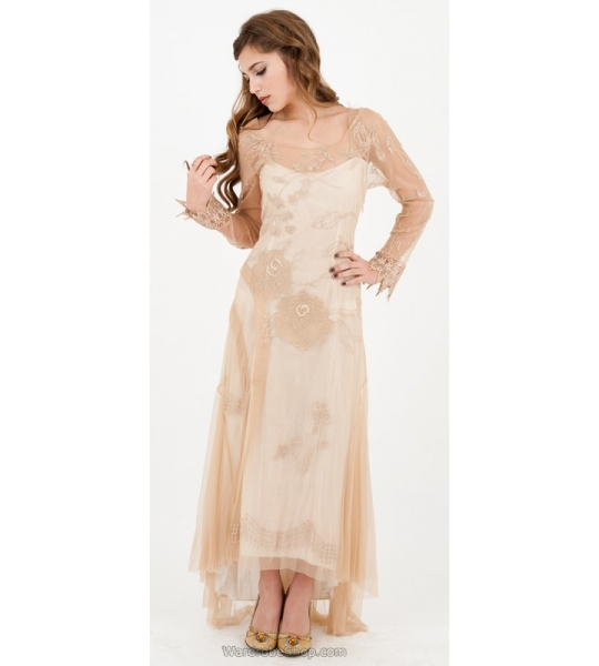 Romantic Morning Wedding Gown by Nataya - SOLD OUT