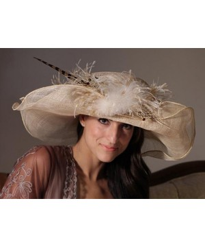 Lady Alexandra hat by Louisa Voisine Millinery
