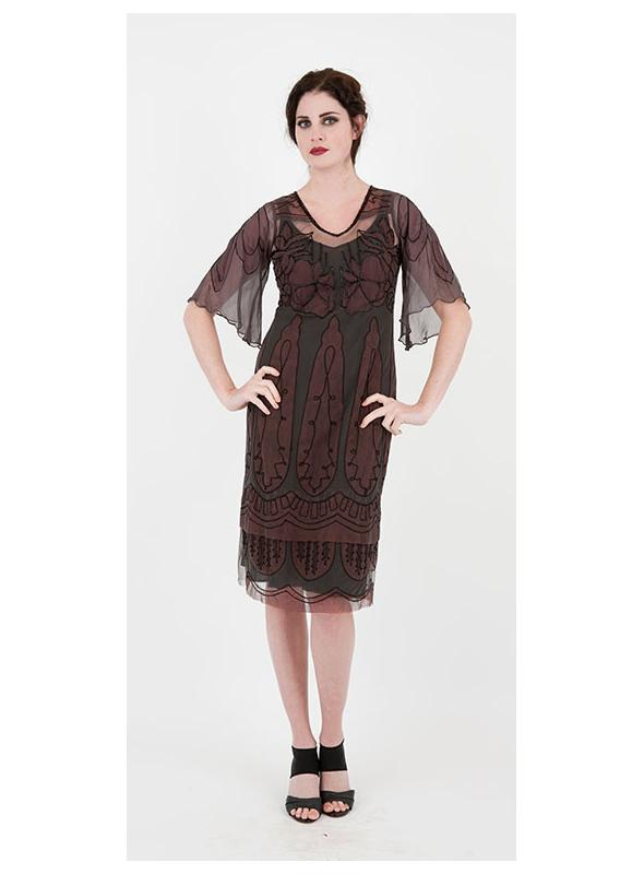 Art Deco Party Dress by Nataya - SOLD OUT