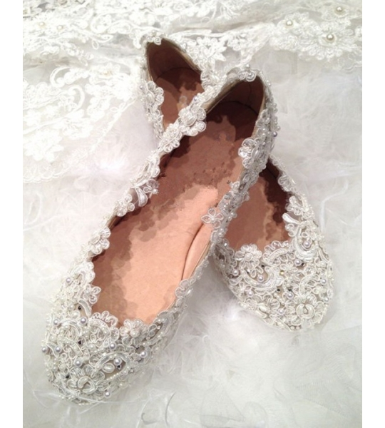 Crystal Bridal Shoes - AA_L399