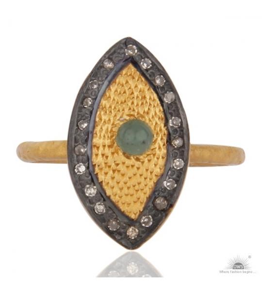 Almas Ring - DWSDR0028SLDIEM