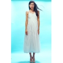 Rose Water Party Dress in Ivory by Nataya - SOLD OUT