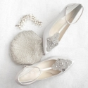 Art Deco Wedding Shoes Annalise - SOLD OUT