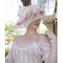 Princess Skyler Hat by Louisa Voisine Millinery