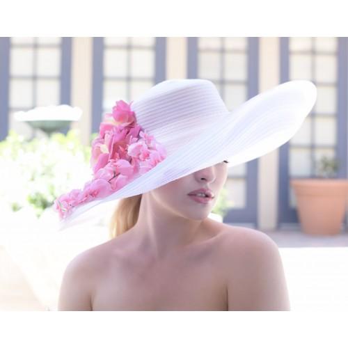 Princess Carol Hat by Louisa Voisine Millinery