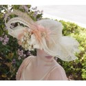 Lady Lisa Hat by Louisa Voisine Millinery - SOLD OUT