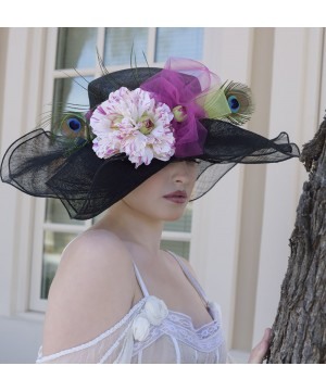 Lady Erin Hat by Louisa Voisine Millinery