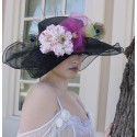 Lady Erin Hat by Louisa Voisine Millinery - SOLD OUT
