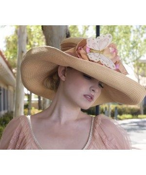 Garden Party Hat by Louisa Voisine Millinery