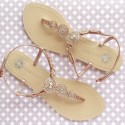 Myra Bridal Sandals - SOLD OUT