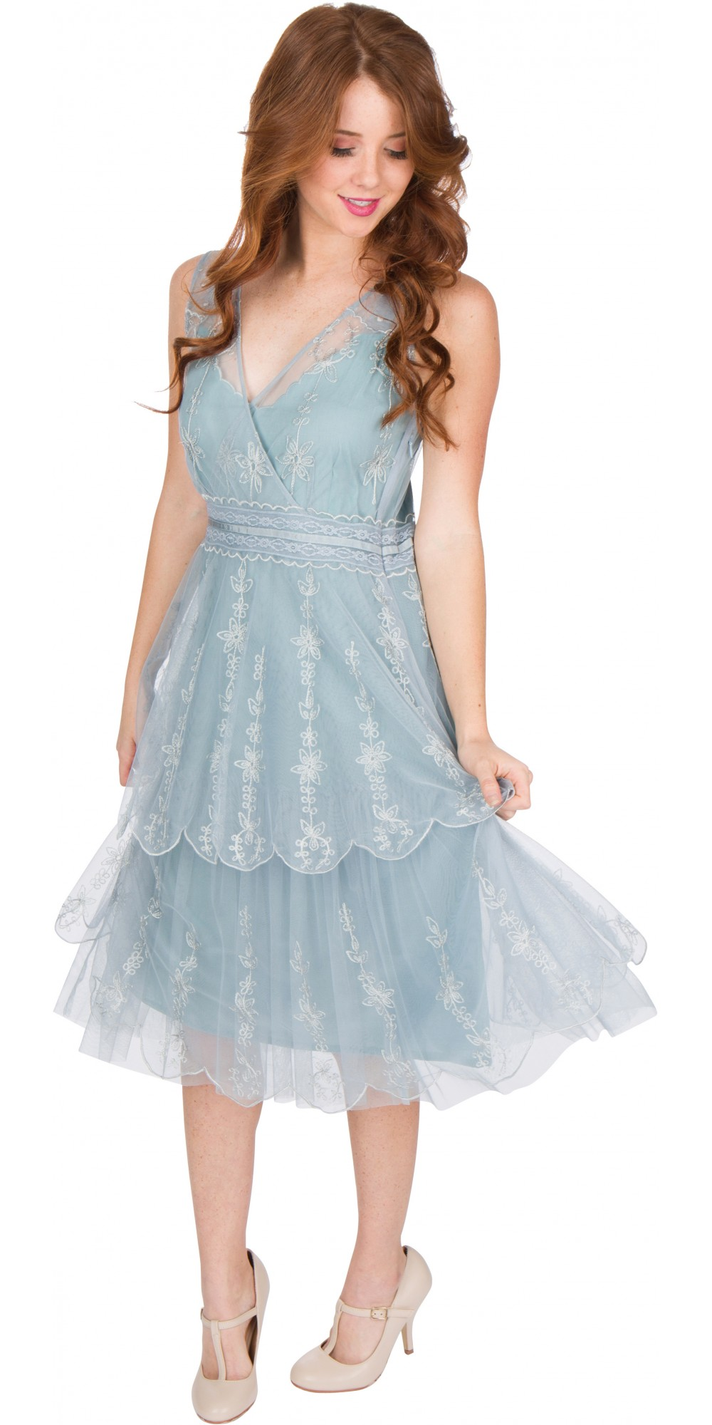 Age of Love Gianna AL-235 Vintage Style Party Dress in ...
