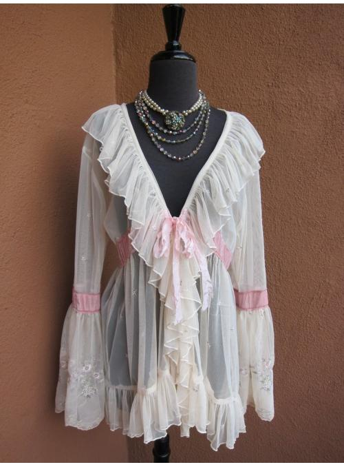 Western Style Baroque Jacket by Marrika Nakk