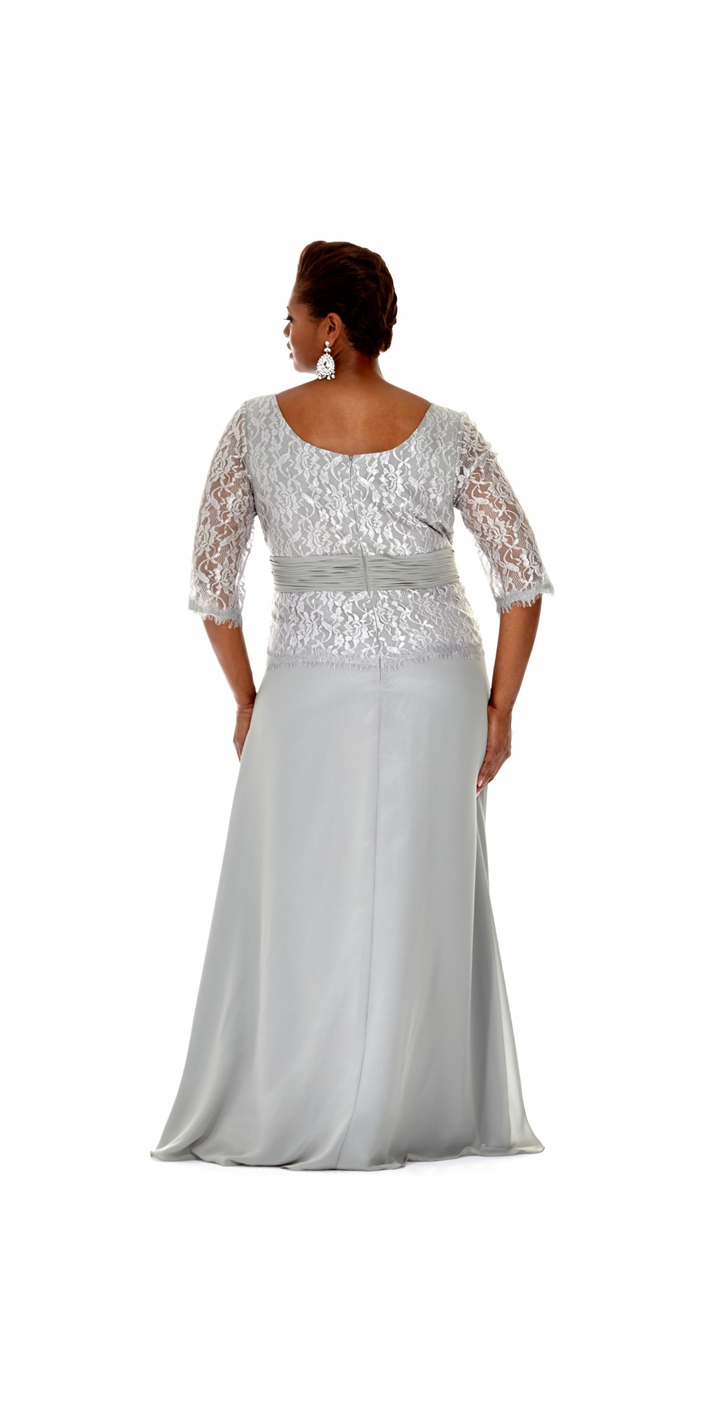 Vintage Style Mother Of The Bride Evening Gown By Sydney S