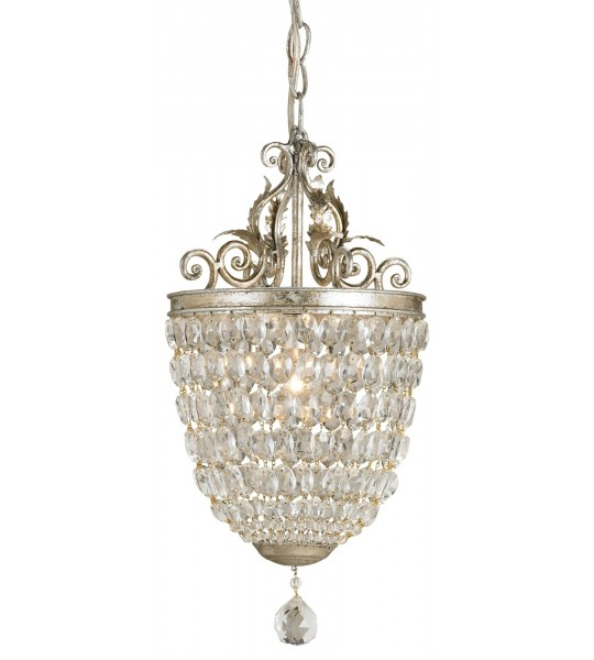 Bettina Pendant by Currey and Company
