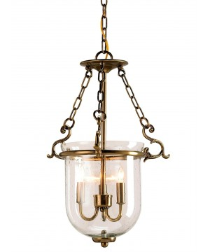Petit Athena Lantern by Currey and Company
