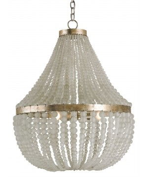 Chanteuse Chandelier by Currey and Company