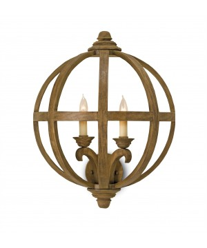 Axel Wall Sconce by Currey and Company