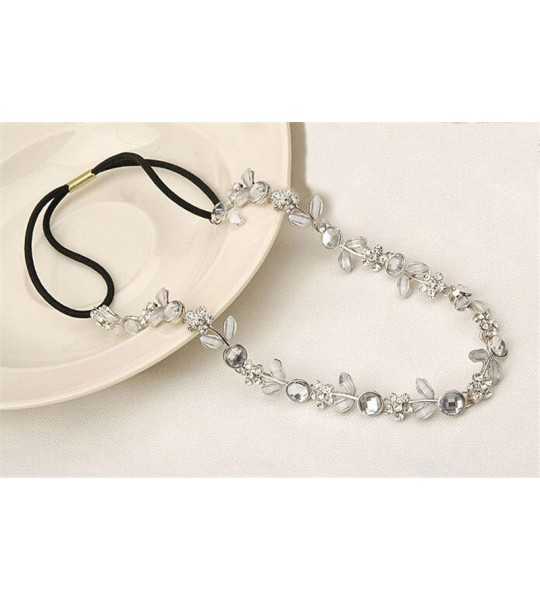 Old Hollywood Glamour Diamante Headband by The Deco Haus