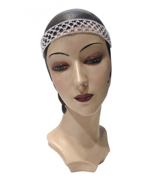 Flapper Style Deco Diamante Headband by The Deco Haus