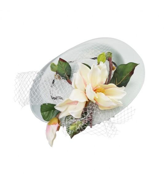 Delicate Bloom Vintage Style Fascinator