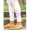 Vintage Style Tapestry Legging in Lilac